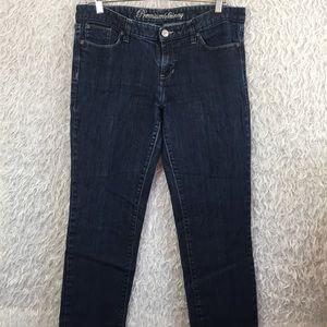 Gap Premium Skinny Jeans 12 R
